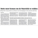 Rutte en De Waterlelie